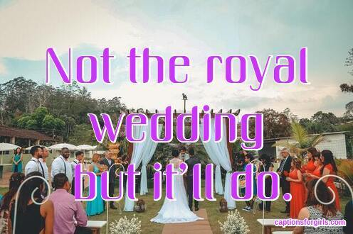 wedding captions For Guest
