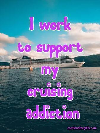Cruise Captions