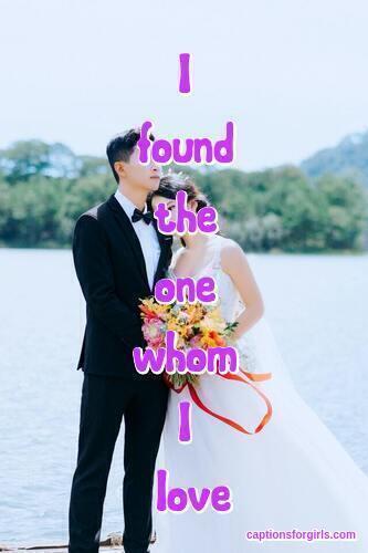 Wedding Captions