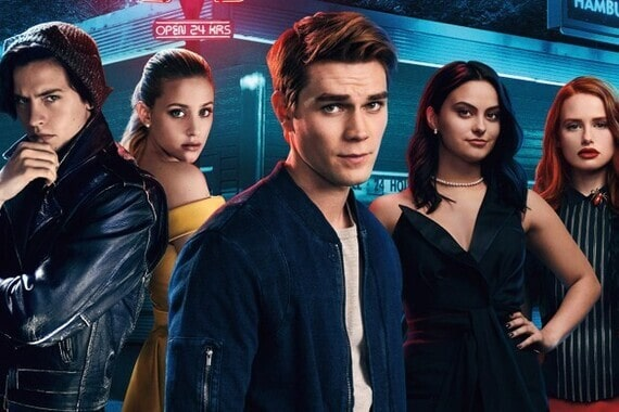Riverdale Captions