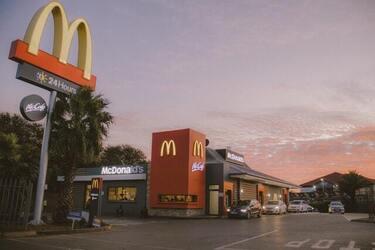 McDonald's Captions
