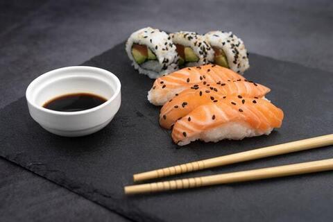 Sushi Captions