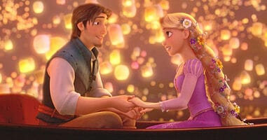 Tangled Captions