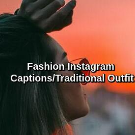 Fashion Captions