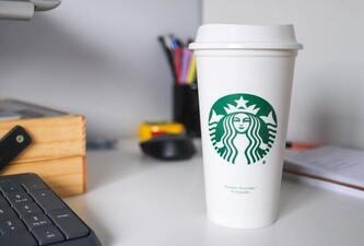 Starbucks Instagram Captions
