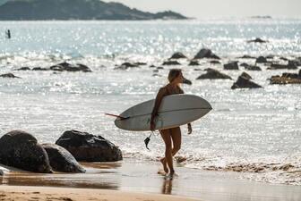 Surfing Captions