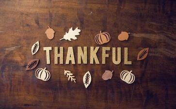 Thanksgiving Captions