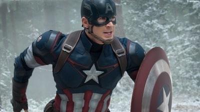 Captain America Captions