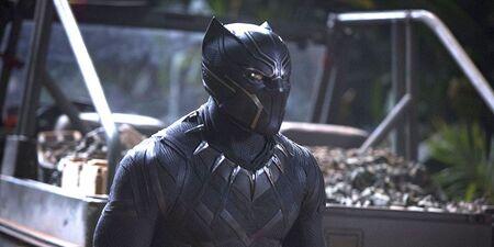 Black Panther Captions