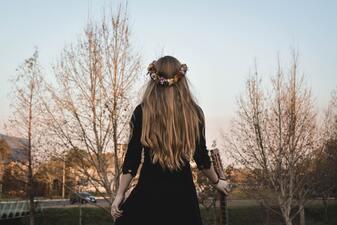 Long Hair Instagram Captions