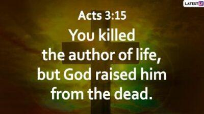 Easter Bible Verses For Instagram